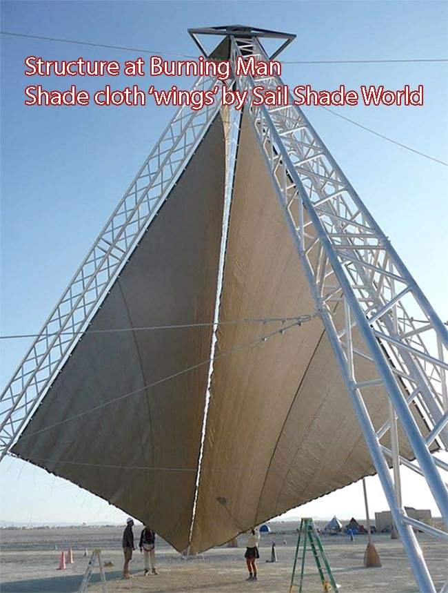 Sail shade World shade sail in Nevada, United States