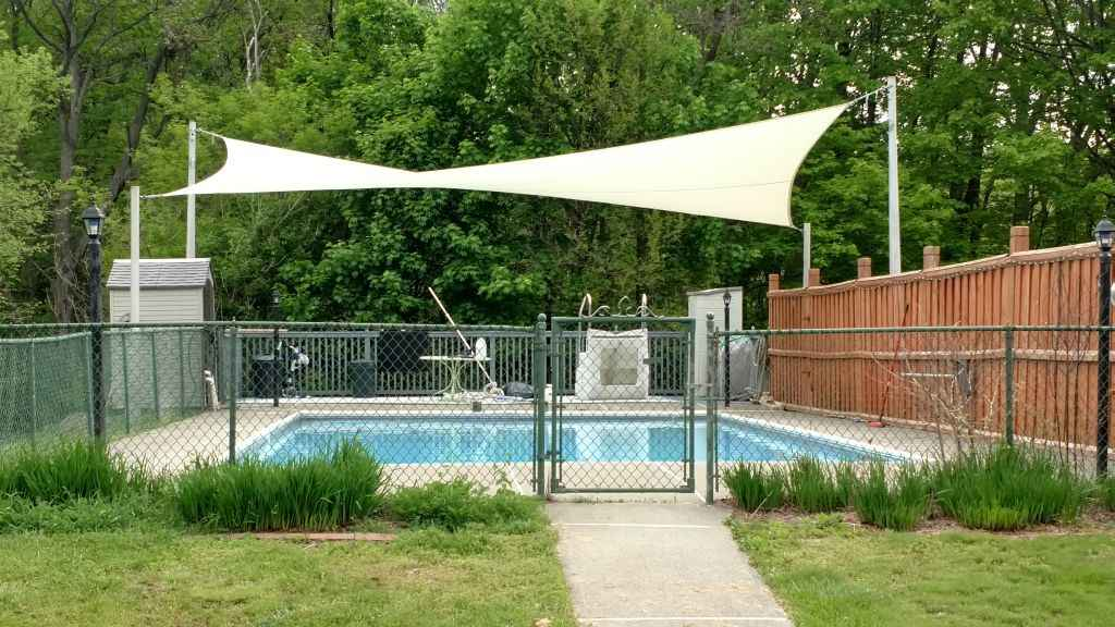 Sail shade World shade sail in New York, United States