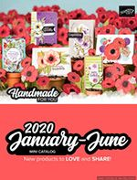 Stampin' Up! January - June 2020 Mini Catalogue
